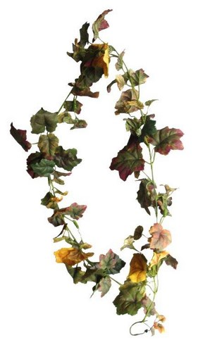 1.8m Grape Ivy Garland with 104 lvs Autumn Garland
