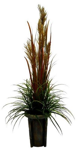 63 inch River Grass Bush with 275 lvs Avail in Autum Green