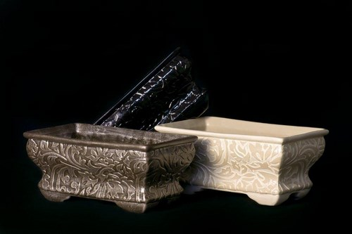 Large Ornate Rectangular