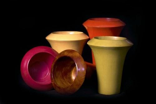 Medium Mushroom Vase